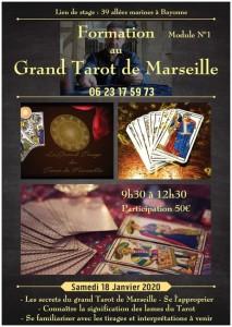 Tarot 18 janvier