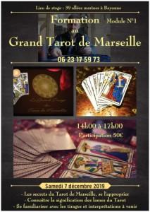 Tarot 7 novembre 19
